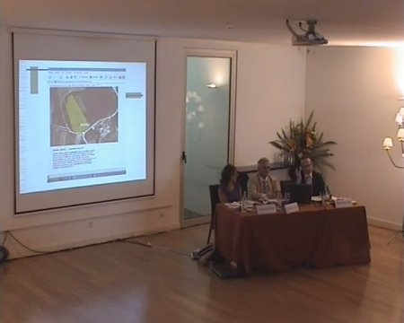Prof. Dr. José Antonio Redondo López. Catedrático da Facultade de Economía da USC. Grabación lado presentación - Seminario luso-galaico de dereito local. Dereito do Urbanismo